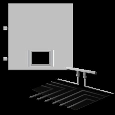 Электрокотел с теплым водяным полом